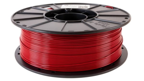 3d fuel pla iron red