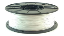 brightest white pla filament reel