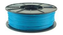 caribbean blue pla filament reel