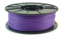 grape purple pla filament reel