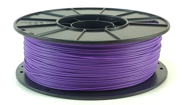 grape purple pla filament reel