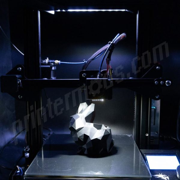 ender 3 LED lighting kit with hot end lighting