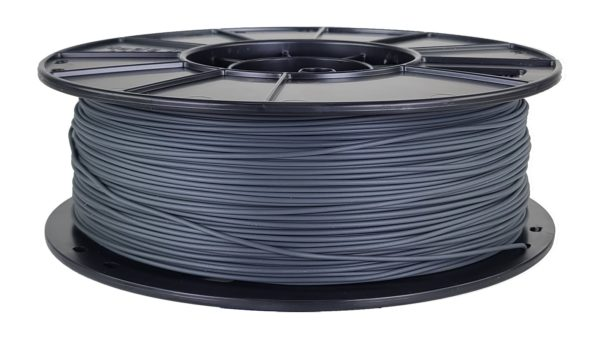 3D-Fuel PLA Charcoal Gray 175 Horizontal Spool-min