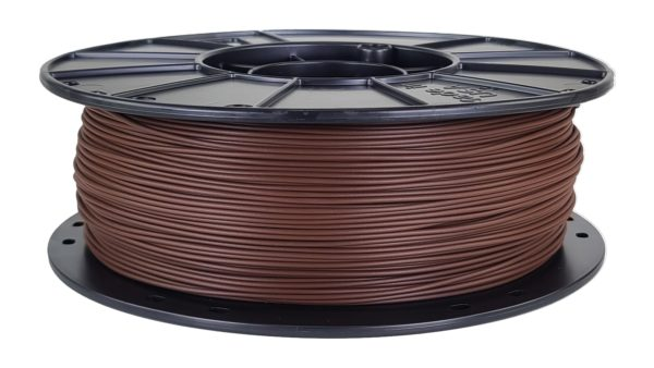3D-Fuel PLA Chocolate Brown 175 Horizontal Spool-min
