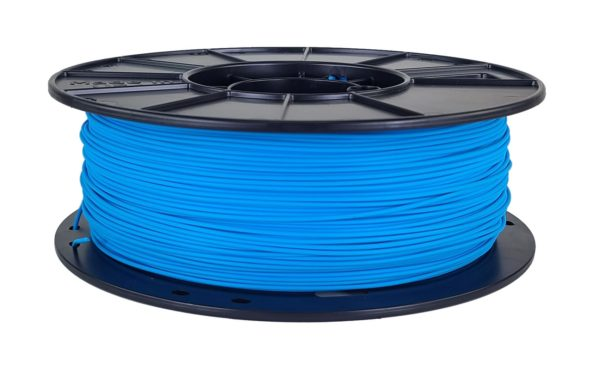 3D-Fuel PLA Fjord Blue 175 Horizontal Spool-min