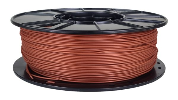 3D-Fuel PLA Metallic Copper Horizontal Spool 175-min
