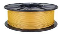 3D-Fuel PLA Metallic Gold Horizontal Spool 175-min