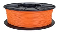 3D-Fuel PLA Tangerine Orange Horizontal Spool 175-min