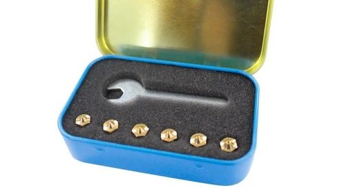 E3D nozzle funpack 2