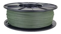 3D-Fuel PLA Olive Green Horizontal Spool 175-min