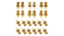 creality brass nozzles variety pack 2
